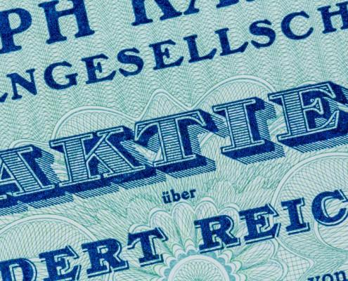Sommerberg LLP Anlegerrecht - Aktien zur Geldanlage